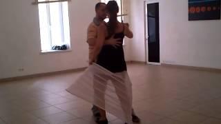 Медленный вальс. Свадебный танец