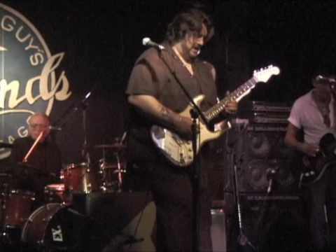 Nick Moss & the Flip Tops - Legends - Modern Blues