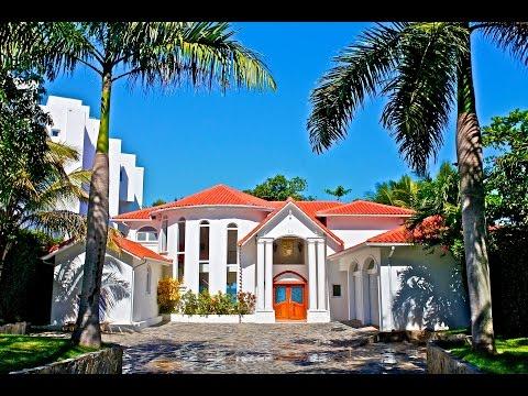 Недвижимость в Доминикане (Вилла на берегу океана в Сосуа). Dominican Republic properties !
