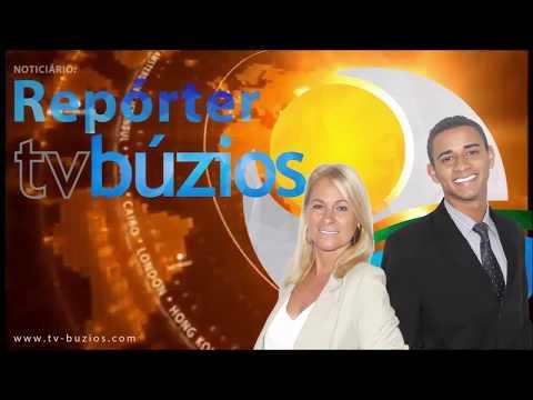 Repórter Tv Búzios - 51ª Edição