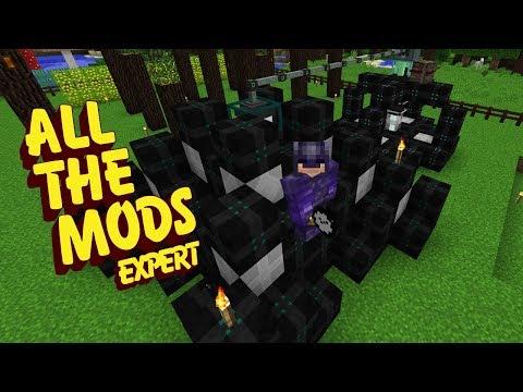 All The Mods Expert Mode - NANO BOT FLIGHT & SATURATION [E67] (Minecraft Expert Mod Pack)