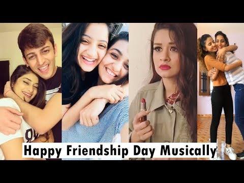 Happy Friendship Day Musically | Yaara Teri Yaari | Aashika, Avneet, Anushka Sen
