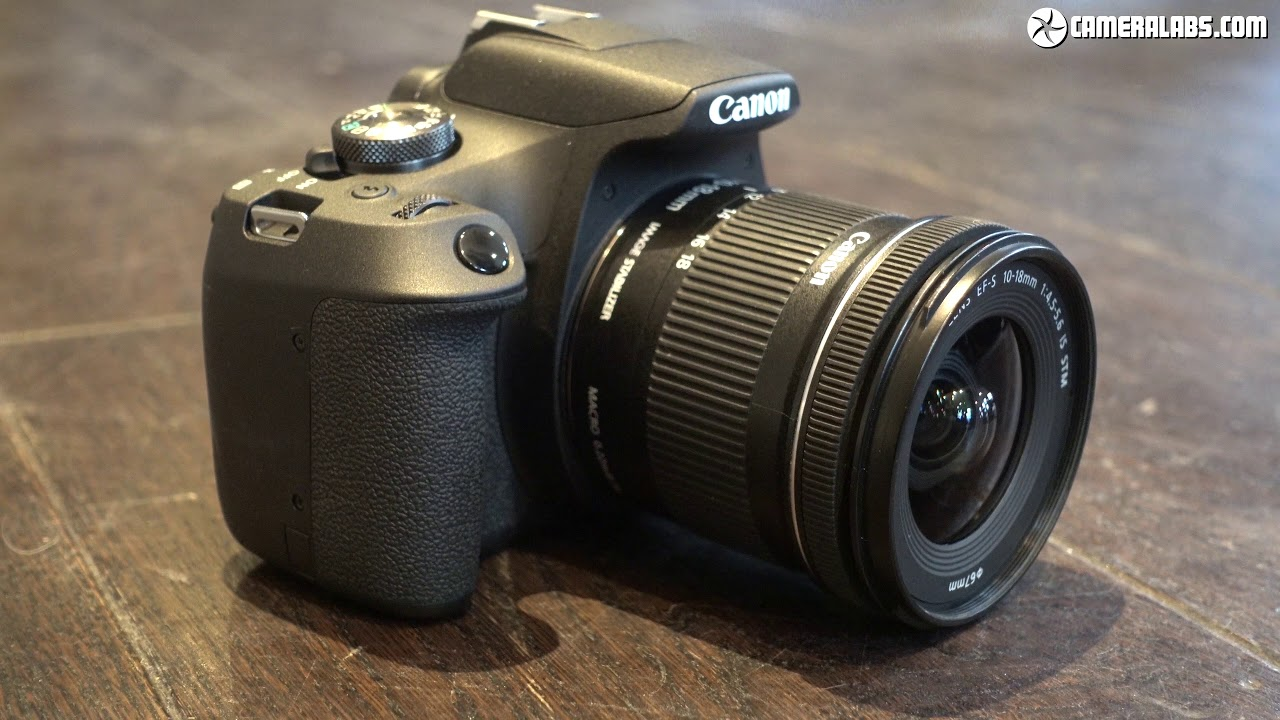 Canon Eos 2000d Rebel T7 Review Brief Overview
