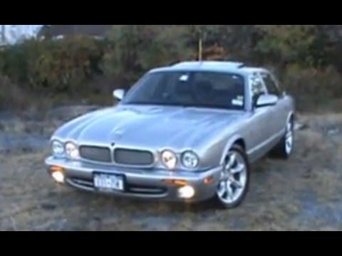 2000 jaguar xjr 4 0 supercharged sedan test drive youtube. Black Bedroom Furniture Sets. Home Design Ideas