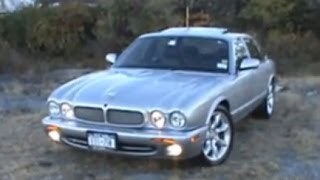2000 Jaguar XJR 4.0 Supercharged Sedan Test Drive
