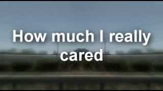 California - Silverstein (OFFICIAL LYRICS VIDEO)