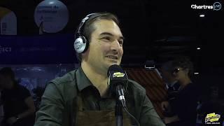 Interview radio au salon des Artisanales de Chartres - Octobre 2018