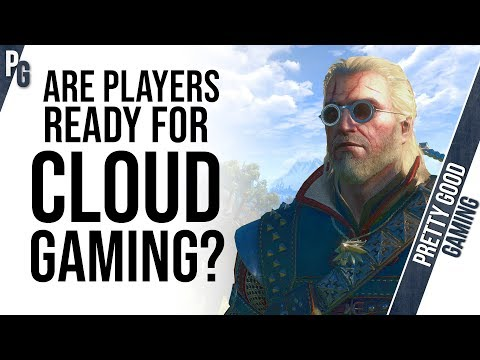 Is CLOUD GAMING Really The Future?