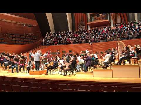 Kansas City Symphony Rehearsal: Brahms' Requiem and the French Impressionists