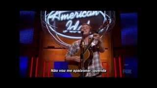 "American Idol - Phillip Phillips Jr. ""Wicked Game"" Legendado PTBR"