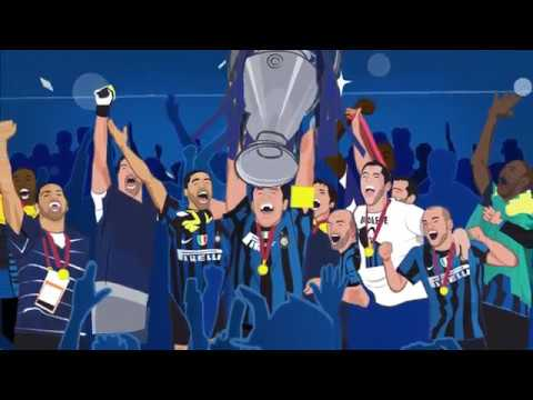 A history of Inter Milan Football Club on their 110th birthday, in 110 seconds