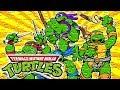 Teenage Mutant Ninja Turtles Rompecabezas Jigsaw Puzzles Kids | PUZZLE GAMES