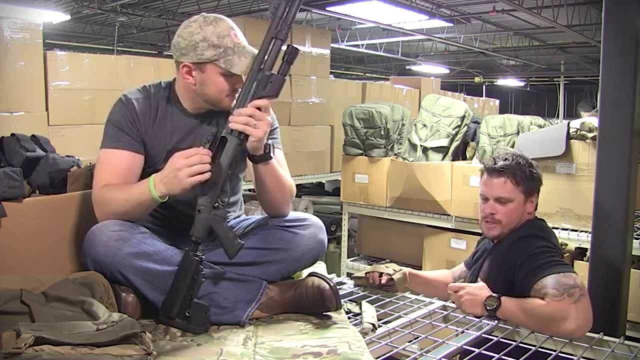 M240 Sideplate