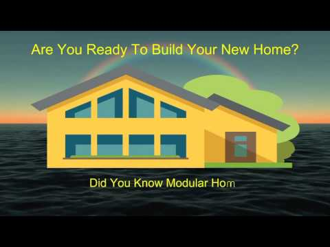 Modular Home Facts You Need To Know Before You Buy!