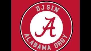 DJ Sin - Alabama Orgy