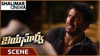 Jayasurya Movie || Vishal Climax Sentiment Scene || Vishal, Kajal Aggarwal || Shalimarcinema