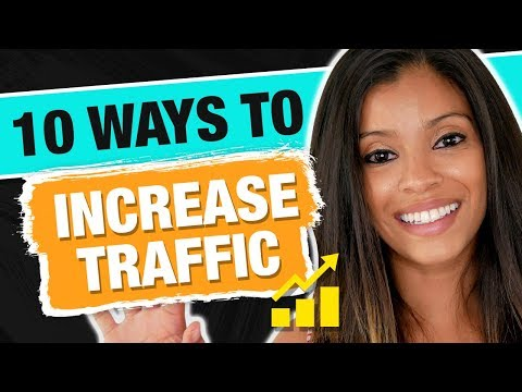 10 Ways To Increase TRAFFIC – Untapped Sources😱Never Before Seen!