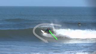 Surfing Tutorial: Advanced surfing Cutback/ top turn