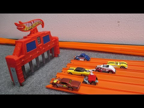 How To Extend Your Hot Wheels Super 6 Lane Raceway and make it longer!