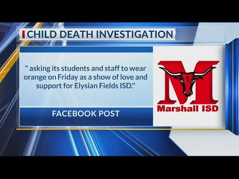 Authorities investigating death of Elysian Fields middle school student