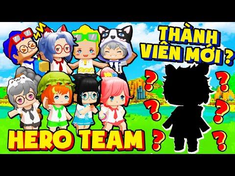 MRVIT BẤT NGỜ TIẾT LỘ BÍ MẬT VỀ THÀNH VIÊN MỚI CỦA HERO TEAM MINI WORLD !!! (TOP 10 MRVIT #22)