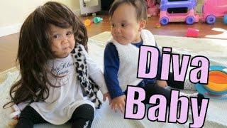 DIVA BABY! - March 24, 2015 -  ItsJudysLife Vlogs