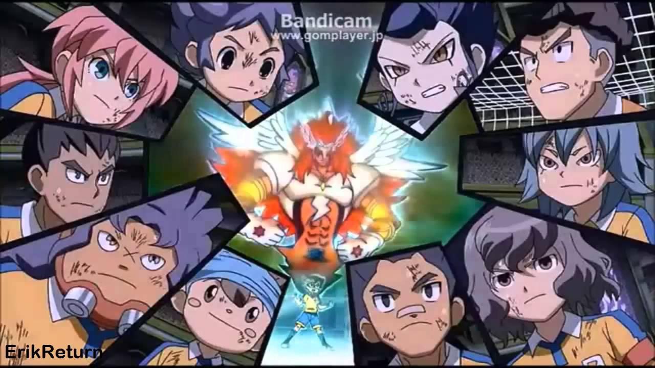 inazuma eleven go the movie - majin pegasus arc