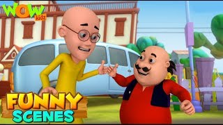 BEST SCENES of MOTU PATLU | FUNNY Cartoons in Hindi | Wow Kidz | Compilation 11