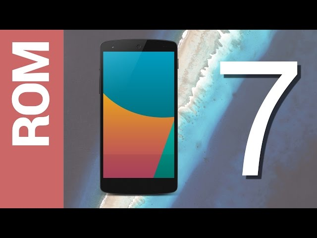 Nexus 5 gets a taste of Nougat via unofficial Android 7 ROM