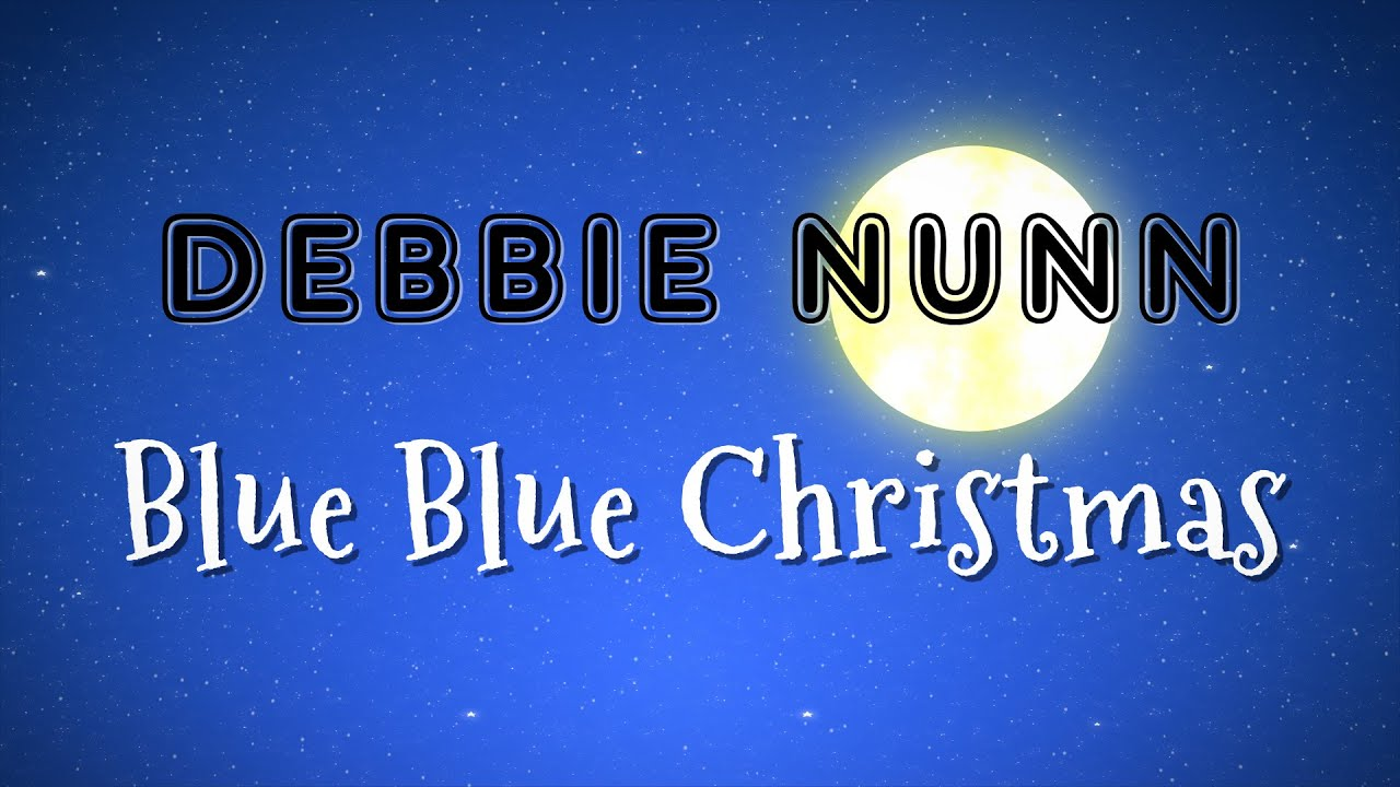 "Debbie Nunn Releases Festive Lyric Video For Country Christmas Song ""Blue Blue Christmas"""
