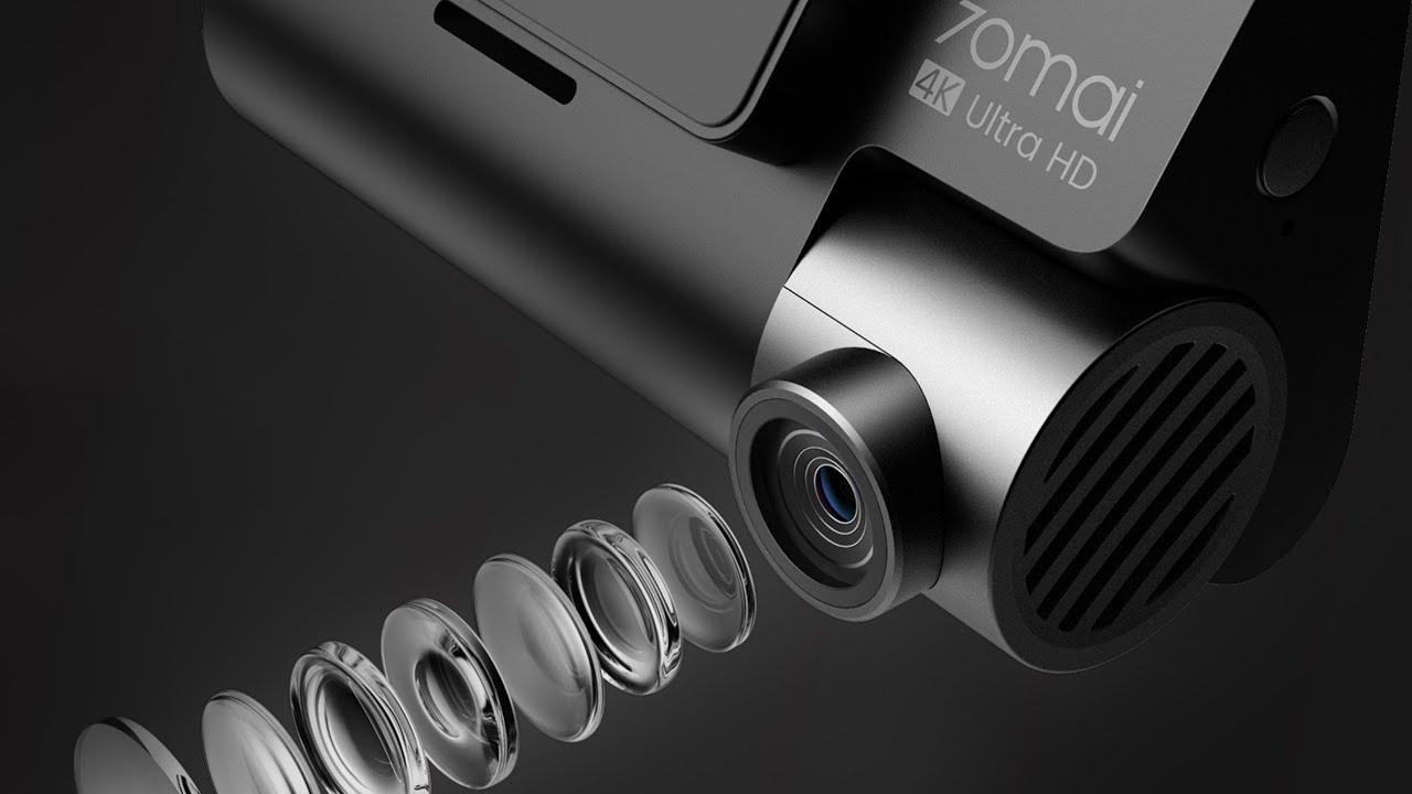 70mai Dash Cam A800 menetrögzítő kamera bemutató