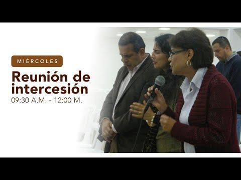 Reunión semanal de Oración e Intercesión