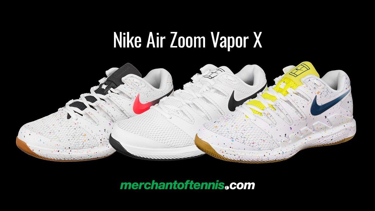 Nike Women's Air Zoom Vapor X - Green/White – Merchant of Tennis