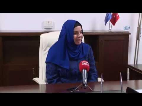 Diyanet'in İlk Kadın Başkan Yardımcısı