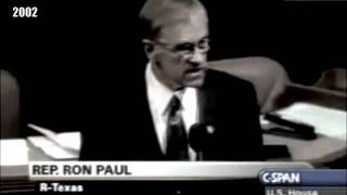 Ron Paul- The 45th President of the United States