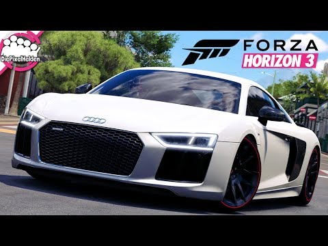 FORZA HORIZON 3 #165 - Audi R8, erneut auf dem Prüfstand - DWIF - Let