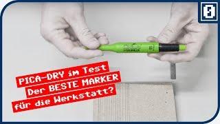 Pica-Dry Marker im Test - Kann der was?