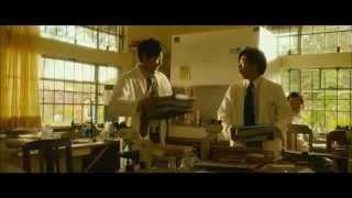 映画「風に立つライオン」予告篇ムービー