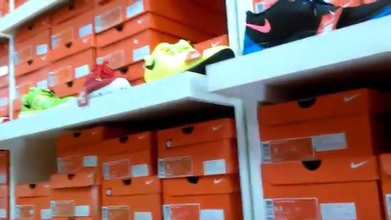 38383aff7e45fe JalanJalan Nike Warehouse Center Jogjakarta 20150201 - YouTube