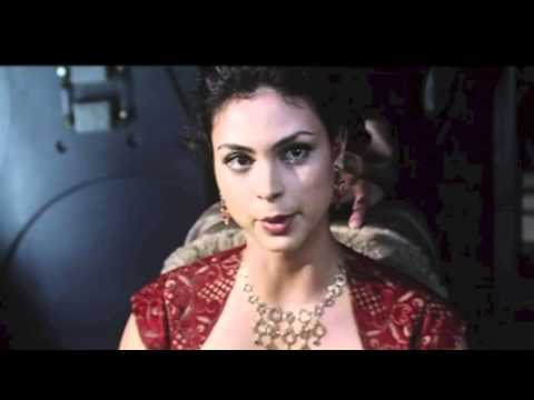 Mal and Inara Shuttle Chase - Serenity (2005) Bonus Feature