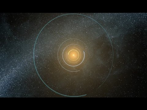 NASA RECEIVED SOS CALL FROM ANOTHER GALAXY?