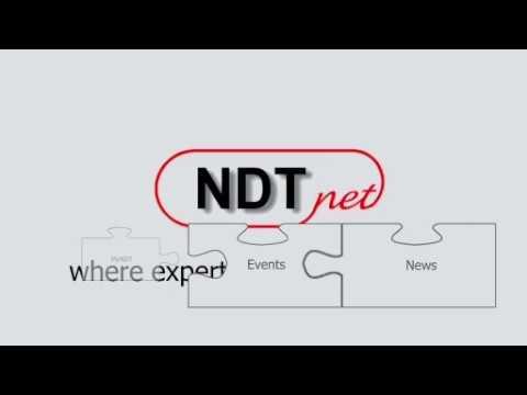 NDT net - Nondestructive Testing (NDT) Portal & Open Access
