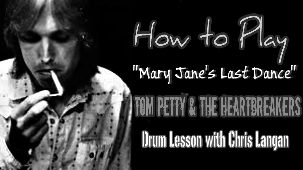 """How to Play - Tom Petty - """"Mary Jane's Last Dance"""" 