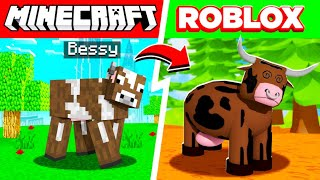 MAKING BESSY A ROBLOX ACCOUNT!