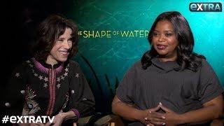 Sally Hawkins & Octavia Spencer on Oscar Favorite 'Shape of Water'