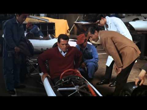 Grand Prix (1966) - Trailer HD