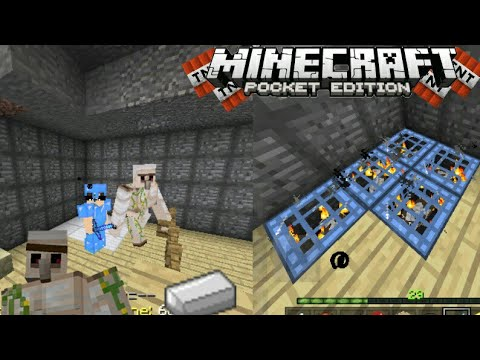 how to make a bedrock golem in minecraft