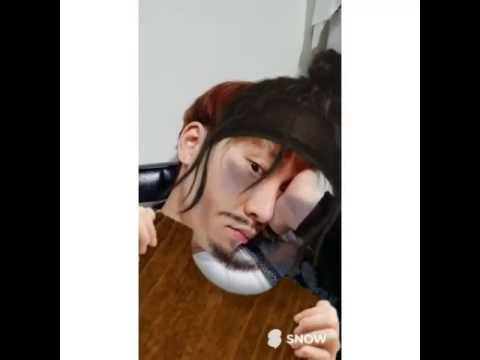 BTOB Sleeping Mongol Leader