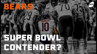Are the Bears a Super Bowl Contender?   PFF