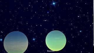 Solar system  Animation 3DS Max